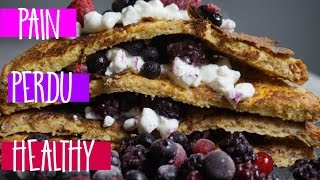 RECETTE FACILE HEALTHY PAIN PERDU by Emmafitnessgoal