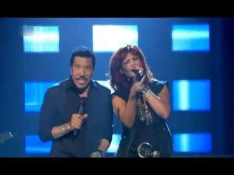 Andrea Berg & Lionel Richie - Angel 2012