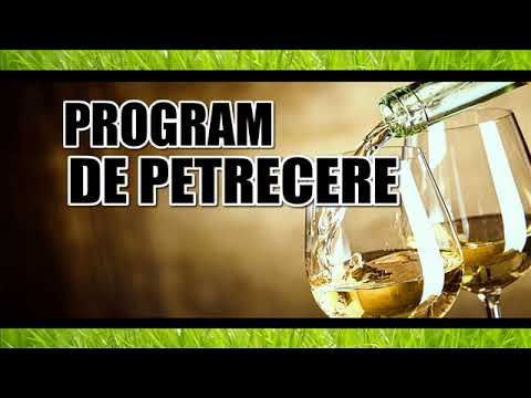 PROGRAM DE PETRECERE 2018 COLAJ SUPER PROGRAM NOU
