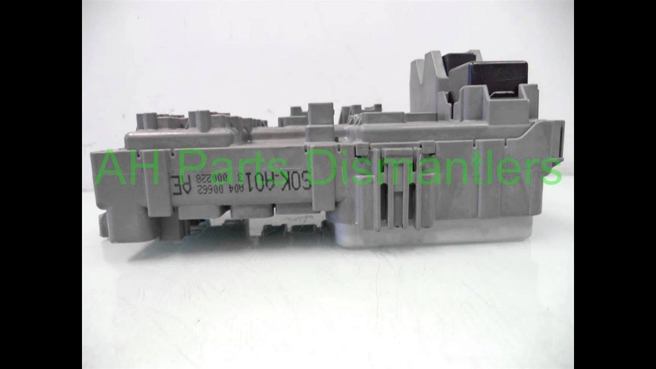 2000 acura tl lh cabin dash fuse box ahparts com used honda acura lexus toyota parts oem [ 1280 x 720 Pixel ]