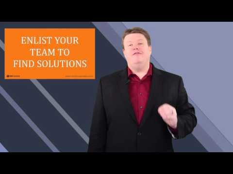 3 Ways to Empower Employees - Customer Service Training - Customer Service Videos