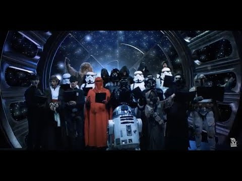 Galactic Empire - Duel of the Fates (Official Music Video)