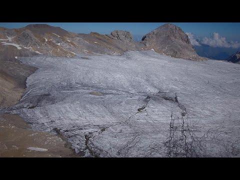 İklim değişikliği sonucu buzullar eriyor: Peki Avrupa'da durum nasıl?