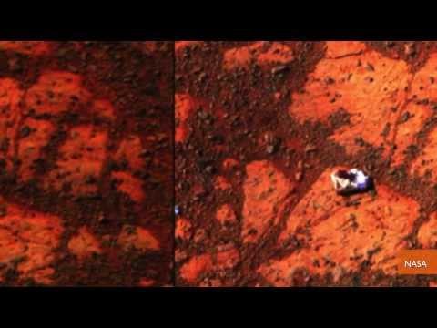 NASA Sued Over Mars 'Jelly Doughnut' Rock
