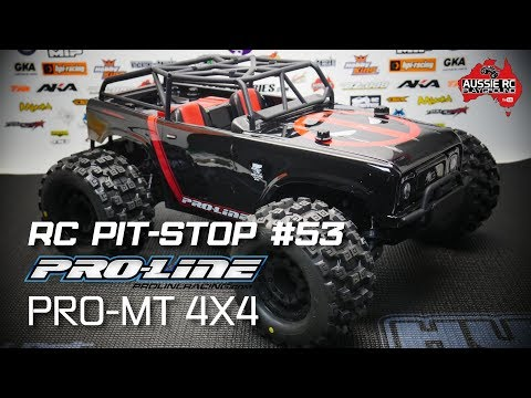 RC Pit-Stop 53 - ProMT 4x4 Electrics Install