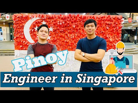 FILIPINO ENGINEER IN SINGAPORE | HOW TO BE AN ENGINEER IN SINGAPORE | PINOY ENGINEER | It's Benji