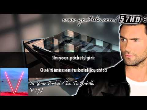 Maroon 5 - In Your Pocket HD Video Subtitulado Español English Lyrics