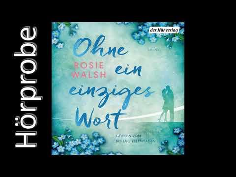Ohne ein einziges Wort YouTube Hörbuch Trailer auf Deutsch