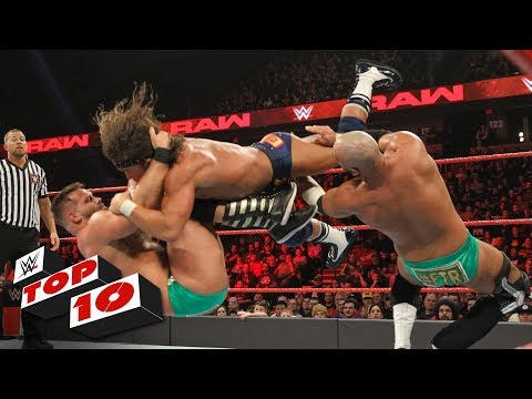 Top 10 Raw moments: WWE Top 10, February 11, 2019