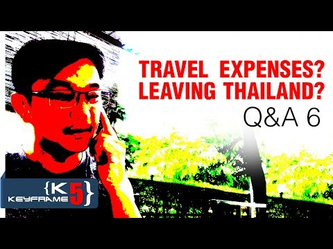 My life in Thailand | Q&A #6