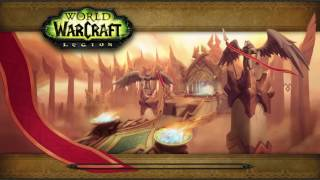 World Of Warcraft Legion Последний сценарий оплота воинов