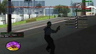 Samp Advance RP Green   ЖБ на бандитов #3