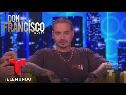 Entrevista exclusiva de J Balvin   Don Francisco Te Invita   Entretenimiento