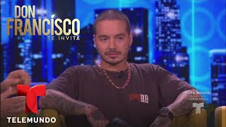 entrevista exclusiva de j balvin don francisco te invita entretenimiento