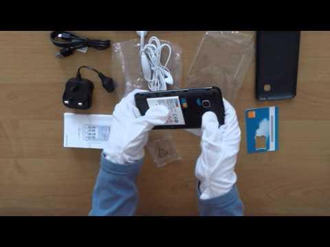 ZTE Kis 3 Power On Video