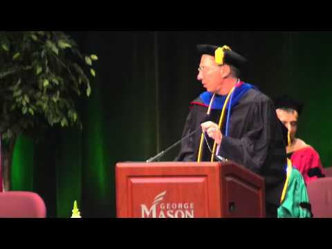 George Mason University 2015 School of Business Convocation