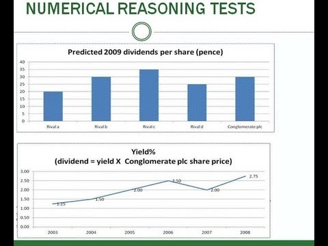PWC Numerical Reasoning Test