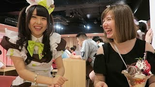 My FIRST Maid Café Experience ✨