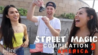Best Street Magic USA  🇺🇸 - Julien Magic