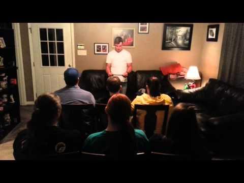 Dalton Barber Speech
