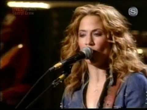 "Sheryl Crow - ""Steve McQueen"" live 2002 stereo"