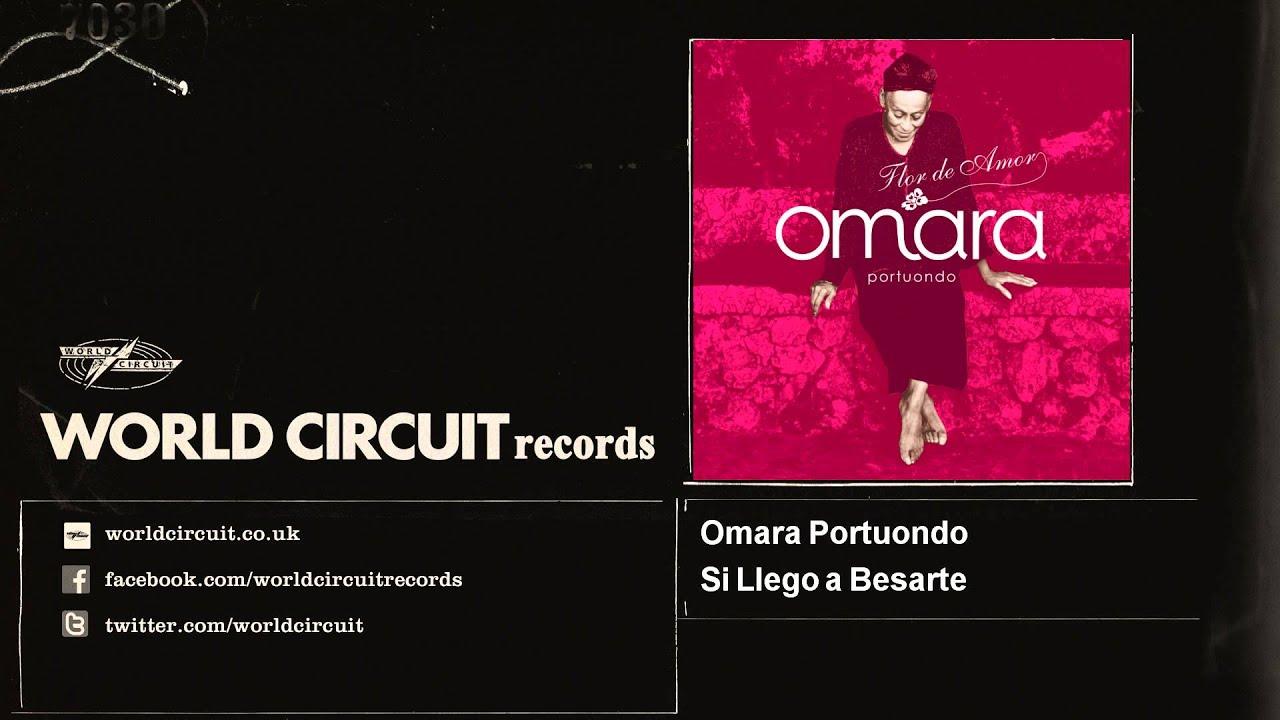 Download Omara Portuondo - Si Llego a Besarte