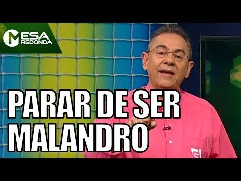 Flavio Prado Desabafa Sobre Rebaixamento Da Ponte Preta E Jogador Rodrigo -Mesa Redonda (26/11/17)