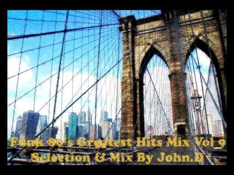 Funk 80's Greatest Hits Mix Vol 9