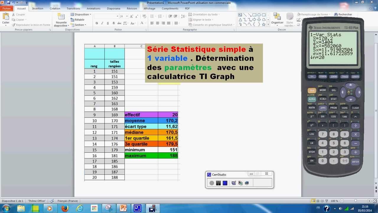 Calculatrice Ti 82 Stats Site De Maths Du Lycee La Merci Montpellier En Seconde