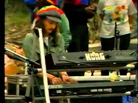 Israel Vibration   1988 Woodbury, CT PRO DVD Complete