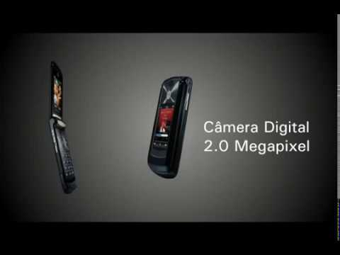 Motorola Razr V8 Commercial