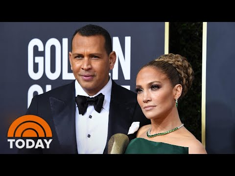 Jennifer Lopez And Alex Rodriguez Announce Breakup   TODAY