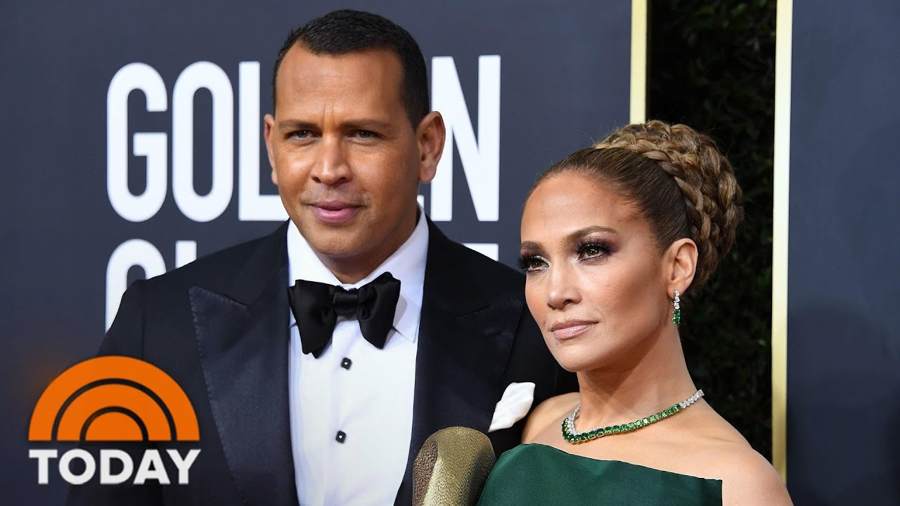 Jennifer Lopez and Alex Rodriguez announce breakup in TODAY ...