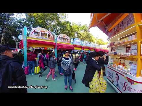【Hong Kong Walk Tour】Christmas pre-walk 2017-12-20