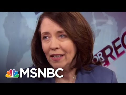 Dem Senator Maria Cantwell Vows To 'Expose' Medicaid Cuts In GOP Plan | For The Record | MSNBC