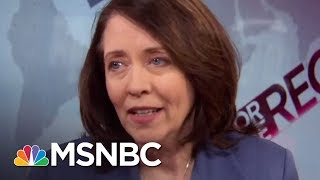 Dem Senator Vows To 'Expose' Medicaid Cuts In GOP Plan | For The Record | MSNBC
