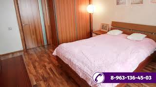 Продается трехкомнатная квартира в Уфе по ул  Свердлова, 72 2 вид