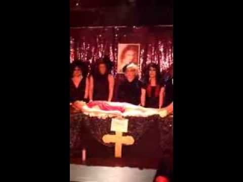 RIP Dallas DuBois (Queen @ Industry Bar NYC) 2-27-2014