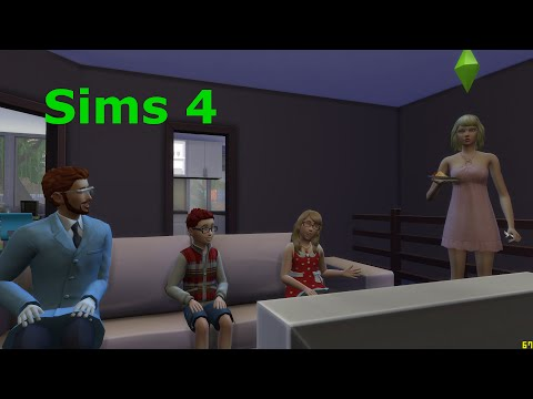 Lets' Play The Sims 4: Season 2: Episode 32: Obsessed With Christie
