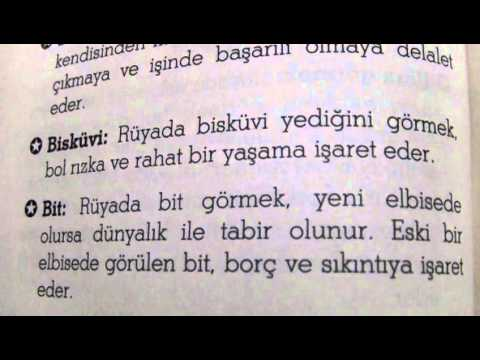 Yuxuda Bit Gormek