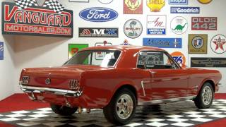 1965 Ford Mustang Classic Muscle Car for Sale in MI Vanguard Motor Sales