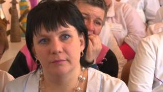 Иван Жуков навестил пожилых людей и инвалидов.