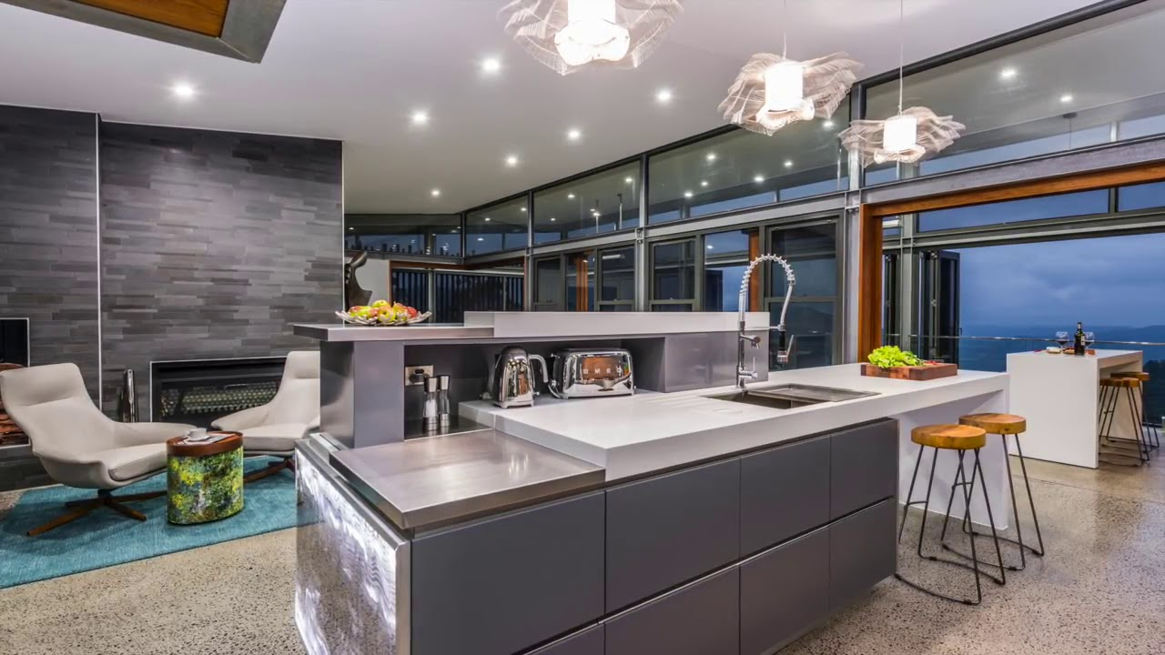 Kitchen Design Brisbane Australia Indoor outDoor Kitchen - YouTube