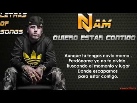 Quiero Estar Contigo- Nicky Jam [Letra] 2015
