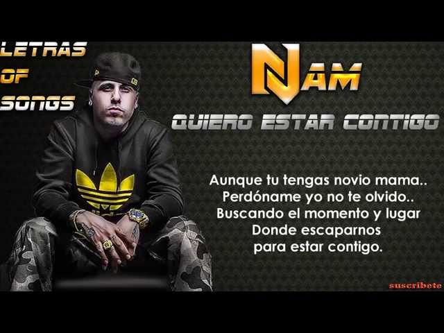 QUIERO ESTAR CONTIGO - Nicky Jam