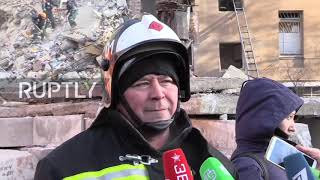 Russia: 'Rescuers working in life-threatening conditions' - EMERCOM on Magnitogorsk tragedy