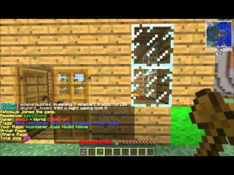 Minecraft Residence Tutorial Part 1