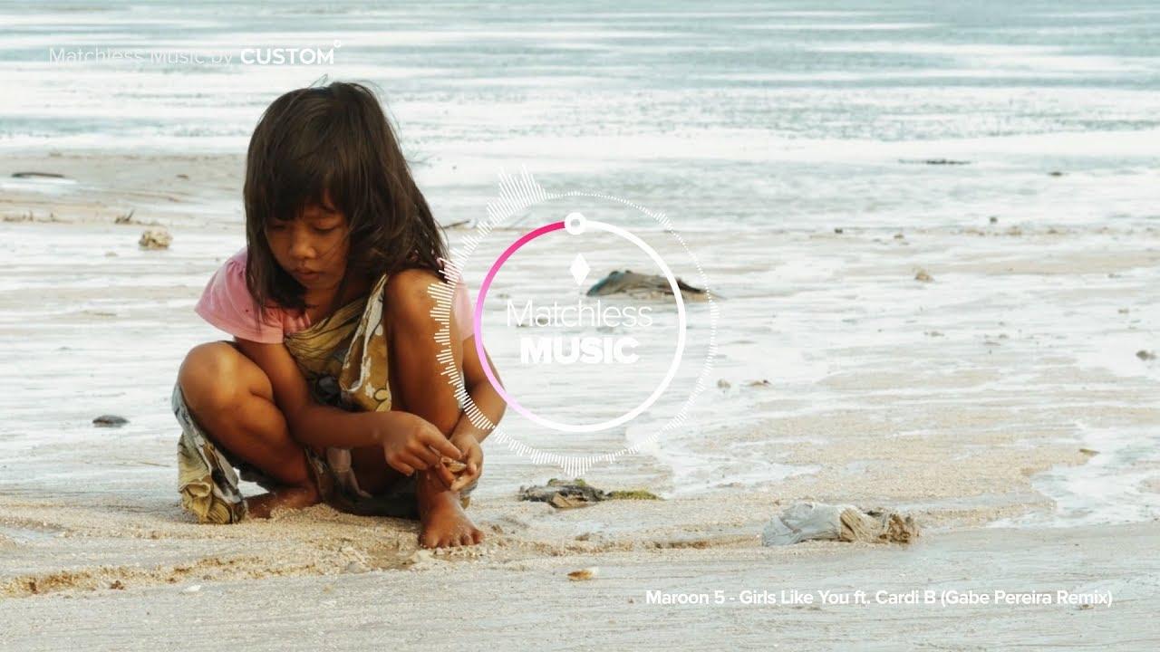 Travel Indonesia Maroon 5 Girls Like You Ft Cardi B Gabe