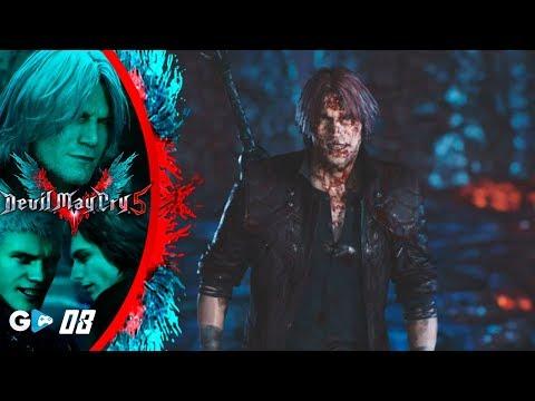 DEVIL MAY CRY 5 #08 - A volta de DANTE, agora sim! thumbnail