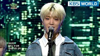 W24 - EVERYTHING IS FINE (무수히) [Music Bank / 2018.04.13]